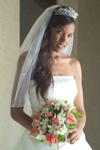 Layonie Jae's Bridal Hair
