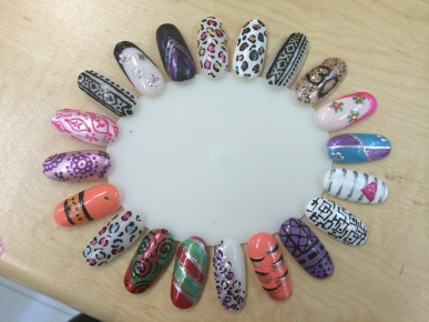 Nail Art Designs by Layonie Jae