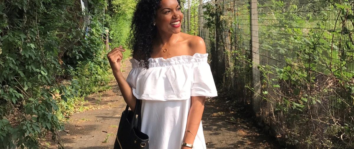 H&M Summer day dress